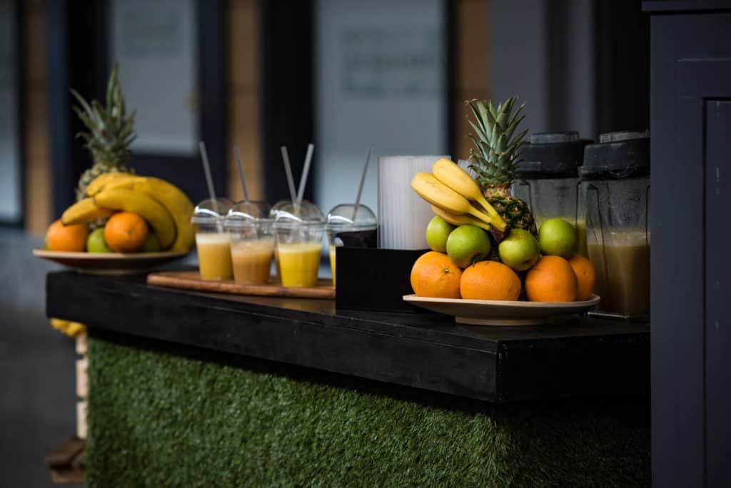 Смузи и лимонад-бар