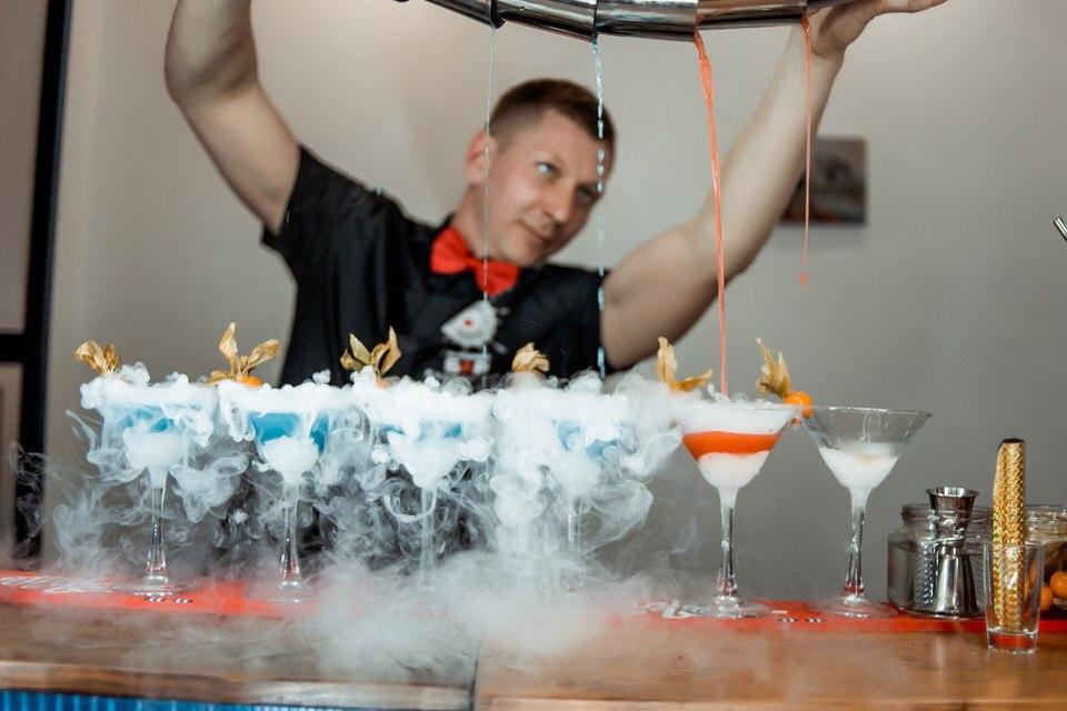 Выездной (Мобильный) бар в Сочи